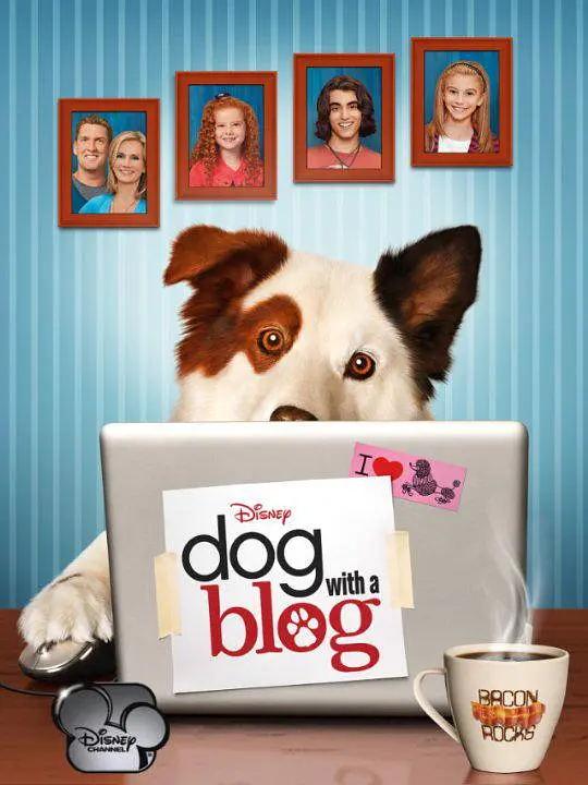 【狗狗博客/Dog With a Blog】[第三季][中英双字]全23集[全剧终]