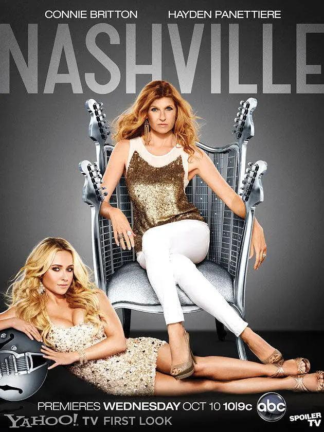 【音乐之乡/Nashville】[第一季][中英双字]更新第13集