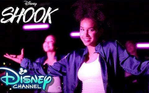迪士尼频道网剧《Shook》预告,Sofia Wylie演嘻哈舞者