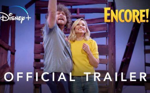 Disney+真人秀《返场》(Encore!)发布新预告片