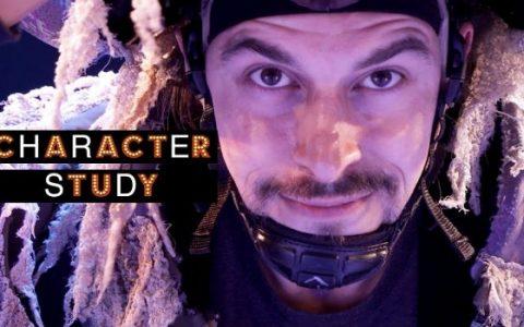 《冰雪奇缘》音乐剧角色介绍之饰演驯鹿斯特的Andrew Pirozzi