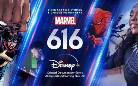 【漫威616/Marvel's 616】[中英双字][第一季]更新第5集