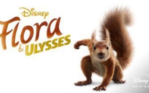 【弗罗拉与松鼠侠/Flora and Ulysses】[WEB-HR][中英双字]