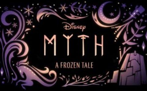【神话:冰雪奇缘故事/Myth: A Frozen Tale】[中英双字]
